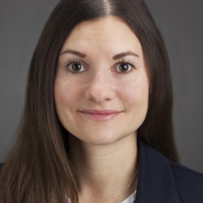 Anna Rydberg - Föräldraledig