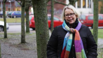 Jag blir inspirerad av mötet med barnen och pedagoger - Christel, Höganäs