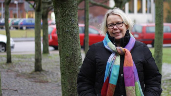 Jag blir inspirerad av mötet med barnen och pedagoger – Christel, Höganäs