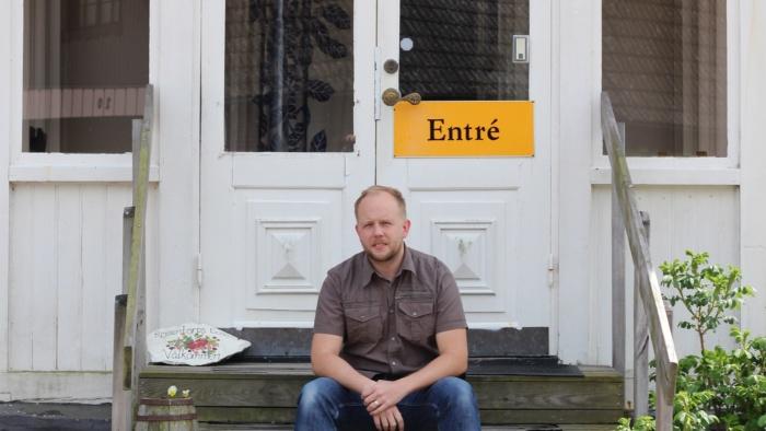 De lär sig svenska på en månad, det är helt bisarrt vad motiverade de är – Daniel, Bjuv