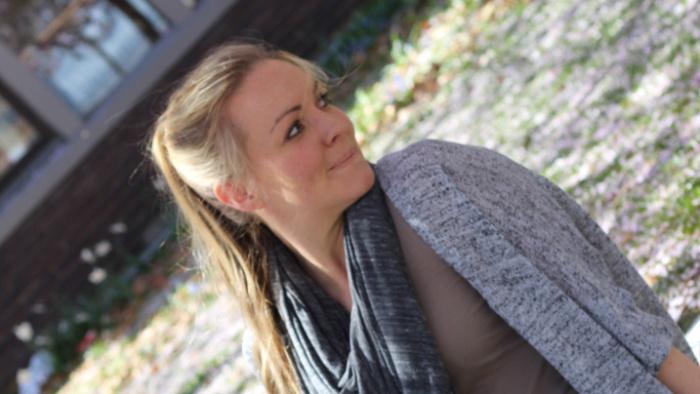 En dubbel värld, men jag älskar den – Frida, Helsingborg