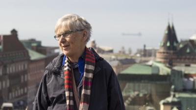 Att påverka människor och att se till att de får det bättre är det som driver mig - Gudrun, Helsingborg