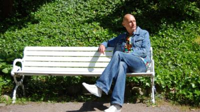Jag håller helt med Ulf Lundell, jag trivs bäst i öppna landskap - Mikael, Ängelholm