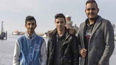 Sen ska vi bli ingenjörer - Mohammed, Helsingborg