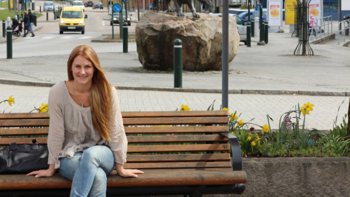 Alla letar efter någonting som får en att må bra – Nicolina, Örkelljunga