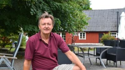 Vi kommer från ett urbant liv mitt i Köpenhamn och hittade lugnet här – Bent, Munka Ljungby
