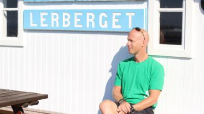 Jag cyklar för det mesta till och från jobbet i Helsingborg, då kan jag rensa huvudet - Jonas, Lerberget