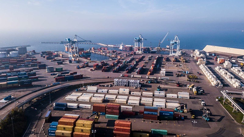 Helsingborgsregionen är bland Sveriges viktigaste logistiklägen