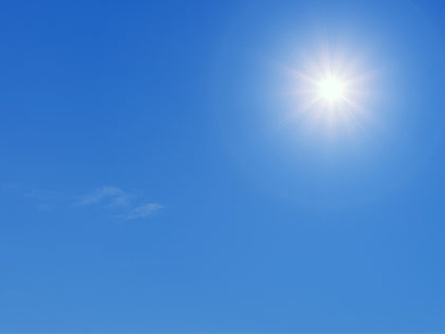 Höga temperaturer och brandrisk i helgen