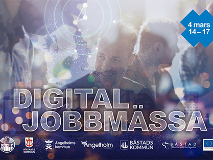 Snart dags för den digitala jobbmässan